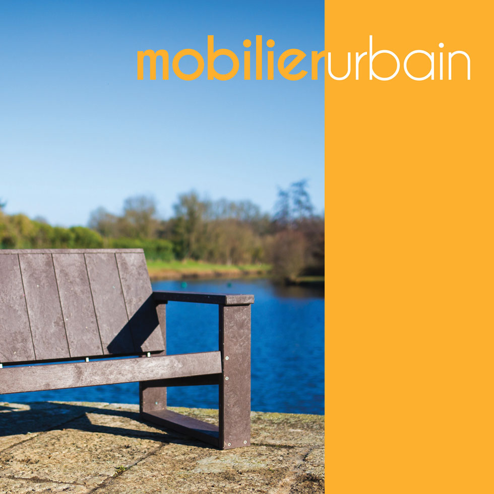 Mobilier-Urbain-CouvWebEspace Créatic - Mobilier Urbain - Catalogue des produits en matériau recyclé 100% recyclables