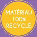 Espace Créatic - Des produits en matériau recyclé 100% recyclables